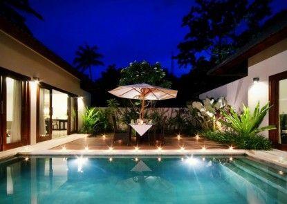 Kebun Villas & Resort Kolam Renang Pribadi