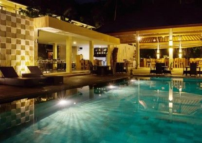 Kebun Villas & Resort Kolam Renang