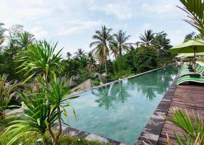 Kebun Villas & Resort Kolam Renang Utama