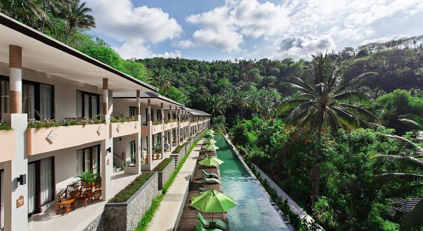 Kebun Villas & Resort, Lombok Barat