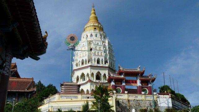 Kek Lok Si Temple and Penang Hill Tour