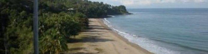 Pasir Kencana Beach