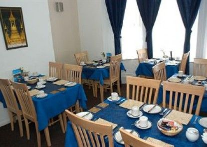 Kentmere Guest House Teras