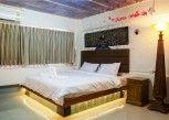 Pesan Kamar Kamar Standar, 1 Tempat Tidur Double di Khunsri Resort Pattaya