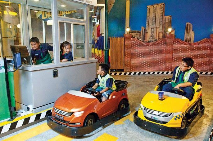 harga tiket KidZania Kuala Lumpur Admission Ticket