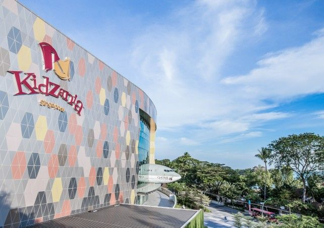 KidZania Singapore E-ticket