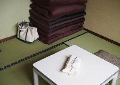 Kikkake Green and Mt.Fuji - Hostel