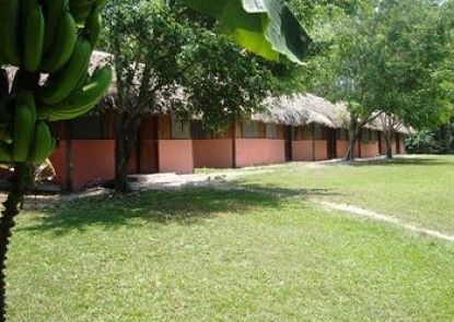 Kin Balam Cabanas Teras
