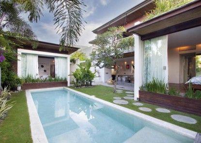 Kiss Bali Villa Kolam Renang