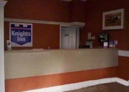 Knights Inn Baton Rouge Teras