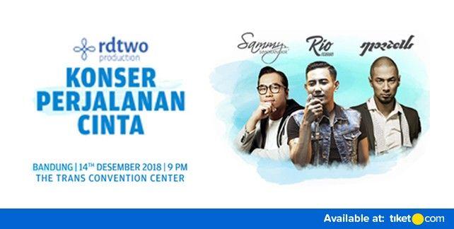 Konser Perjalanan Cinta Bandung 2018