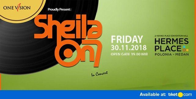Konser Sheila On 7 Medan 2018