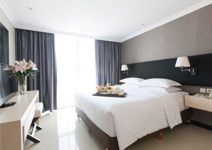 Kristal Hotel Jakarta Kamar Tamu