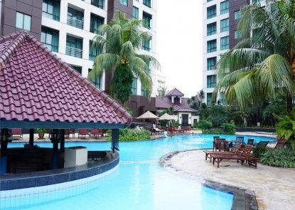 Kristal Hotel Jakarta Kolam Renang