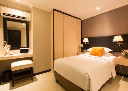 Kristal Hotel Jakarta Ruangan Suite