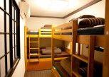 Pesan Kamar Asrama Umum, Asrama Campuran, Ensuite (4 Beds) di K\'s House Tokyo Oasis