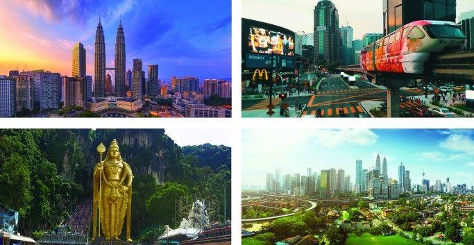Kuala Lumpur Free & Easy 3Days