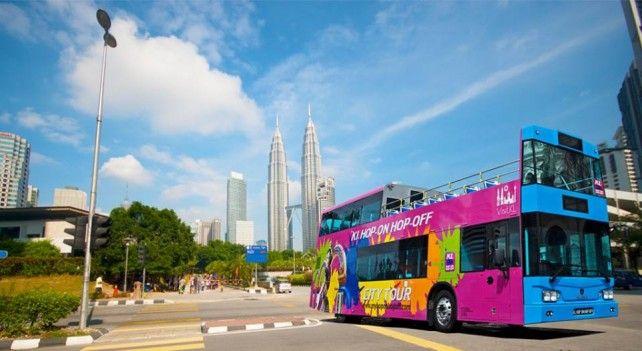 Kuala Lumpur Hop-on, Hop-off E-voucher