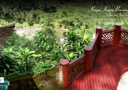 Kupu Kupu Barong Villas & Tree Spa by L\\\'OCCITANE Teras