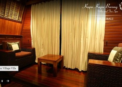 Kupu Kupu Barong Villas & Tree Spa by L\\\'OCCITANE Interior