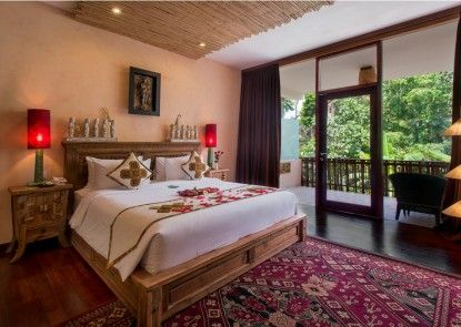 Kupu Kupu Barong Villas & Tree Spa by L\\\'OCCITANE Kamar Tamu