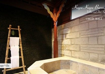 Kupu Kupu Barong Villas & Tree Spa by L\\\'OCCITANE Kamar Mandi