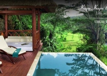 Kupu Kupu Barong Villas & Tree Spa by L\\\'OCCITANE Kolam Renang