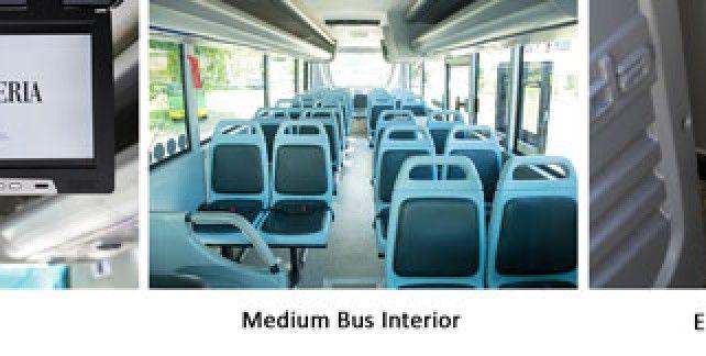 Public Shuttle Bus Kura Kura Bali