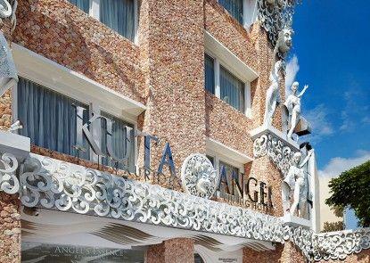 Kuta Angel Hotel - Luxurious Living Eksterior