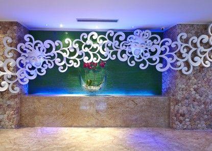 Kuta Angel Hotel - Luxurious Living Lobby
