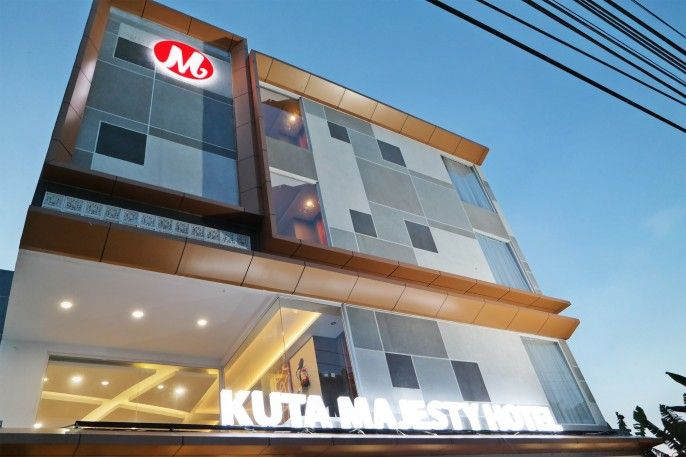Kuta Majesty Hotel by Urban Styles, Badung