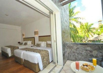 Kuta Paradiso Hotel Teras