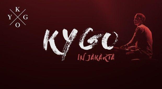 KYGO IN Jakarta 2018
