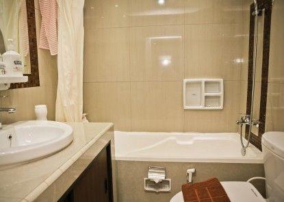 Kyo Serviced Apartment Jakarta Kamar Mandi