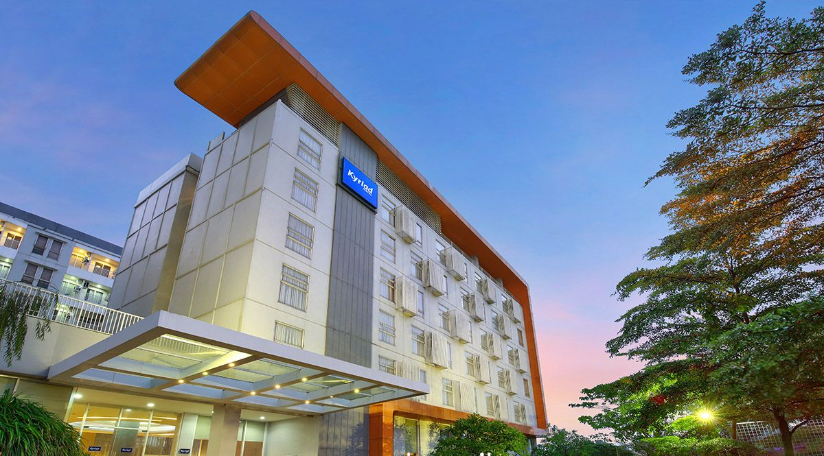 Kyriad Hotel Airport Jakarta, Tangerang