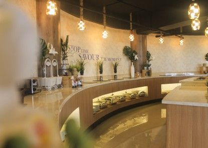 Kyriad Hotel Metro Cipulir Jakarta Rumah Makan