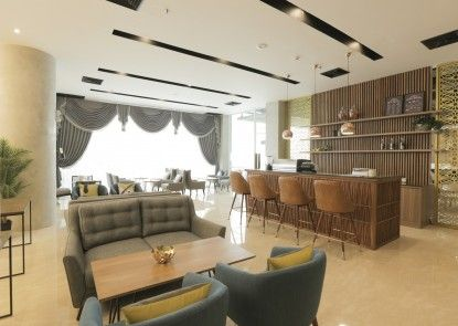 Kyriad Hotel Muraya Aceh Lounge