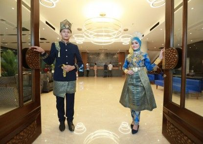 Kyriad Hotel Muraya Aceh Penerima Tamu