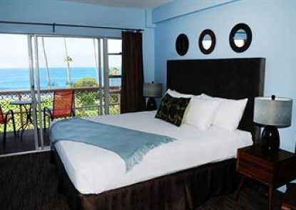 La Jolla Cove Suites Teras