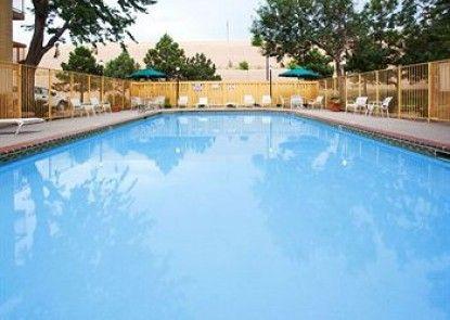 La Quinta Inn Denver Northglenn Teras