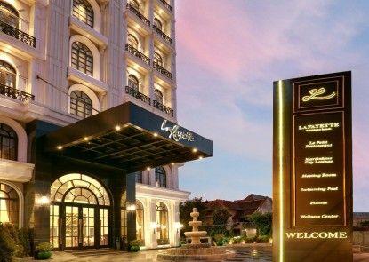 Lafayette Boutique Hotel Teras