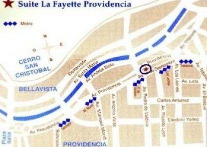 La Fayette Suites Providencia