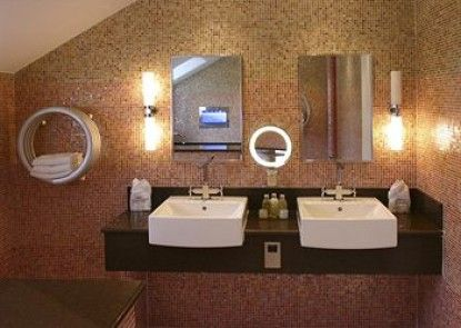 Lainston House Hotel Teras