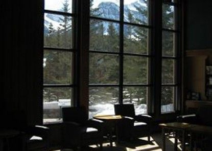 Lake Louise Inn Teras