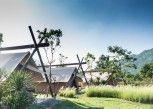 Pesan Kamar Deluxe Safari Tent di Lala Mukha Tented Resort Khao Yai