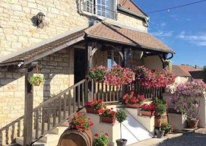 la maison du tonnelier - gîte Bourguignon
