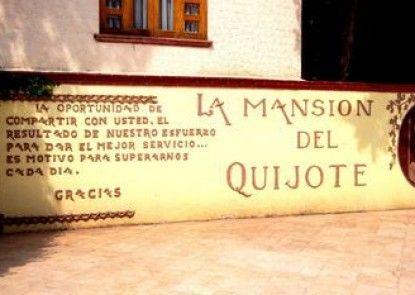 La Mansión del Quijote
