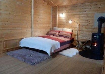 LandhausHohenstein-Romantic Wooden Lodge