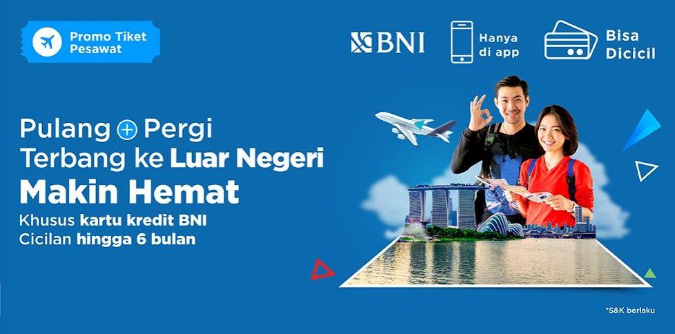 Promo Tiket Penerbangan Internasional  Rp 700.000