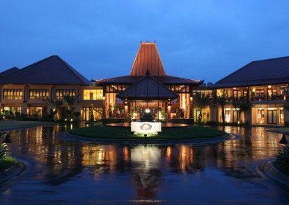 Laras Asri Resort & Spa Eksterior